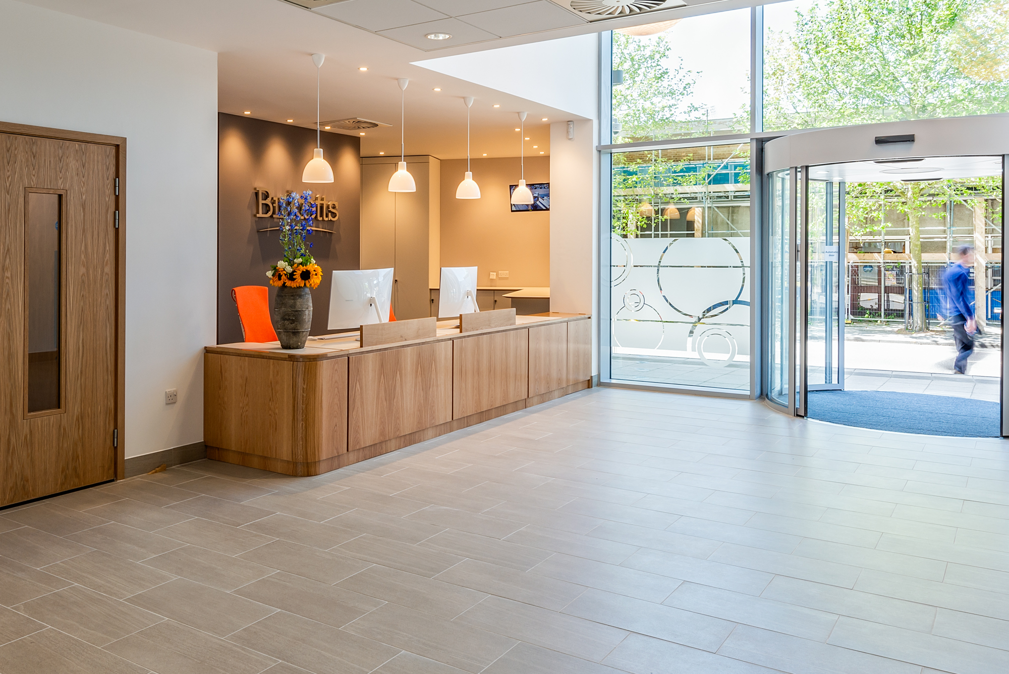 Commercial refurbishment for Law Firm