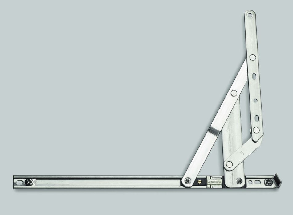 New Egress friction hinges with maximum clear opening