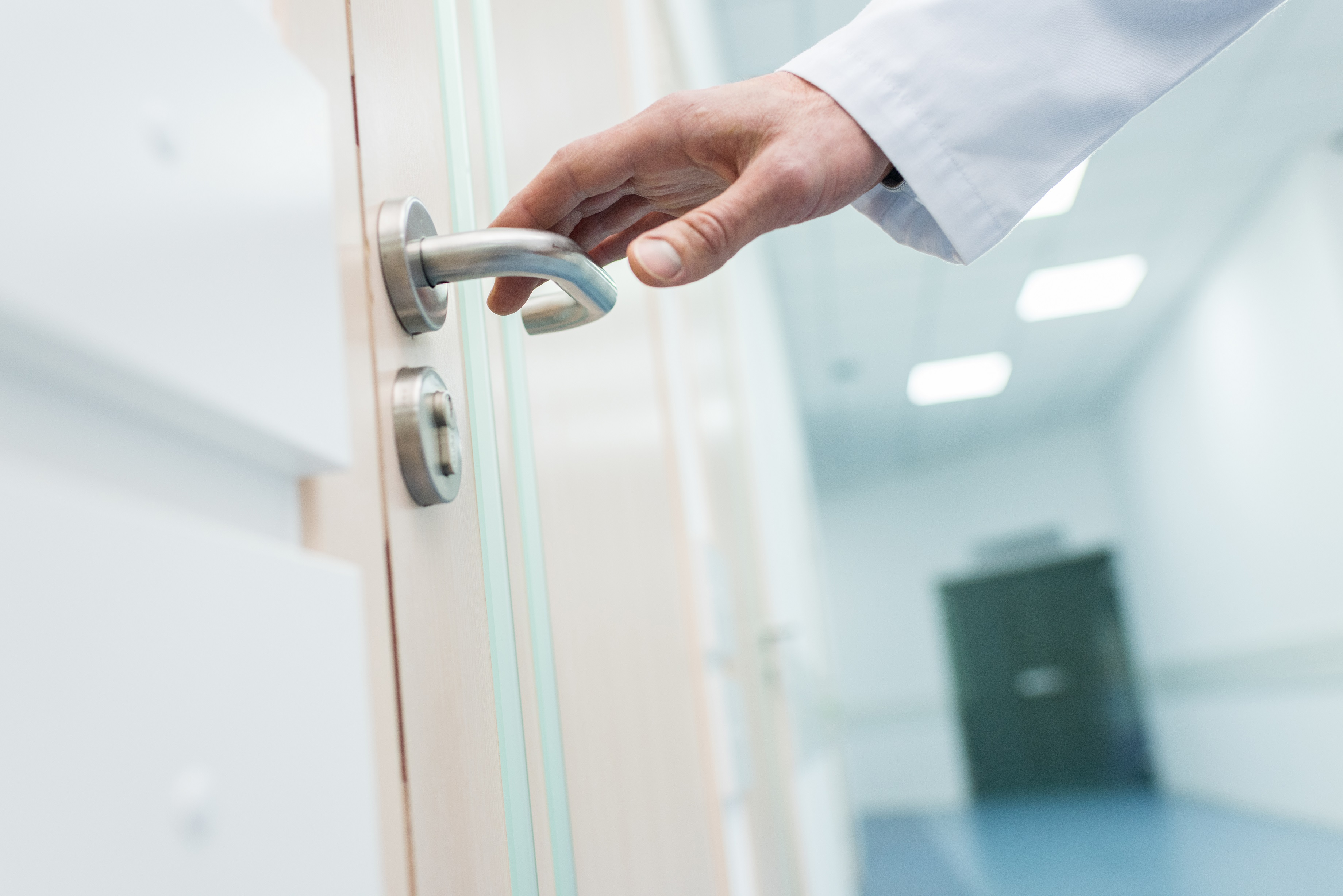 Ensuring continued ironmongery and door supply